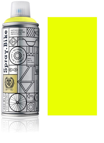 Fluro Yellow - 400ml