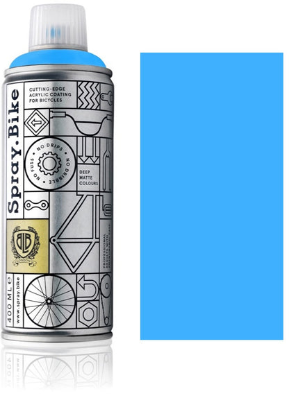 Fluro Light Blue - 400ml