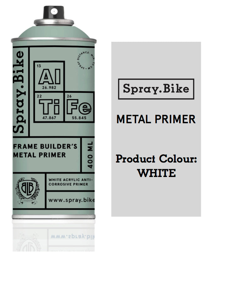 Spray.Bike Frame Builder's Metal Primer - 400ml