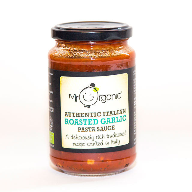 Roasted Garlic Pasta Sauce (350g)