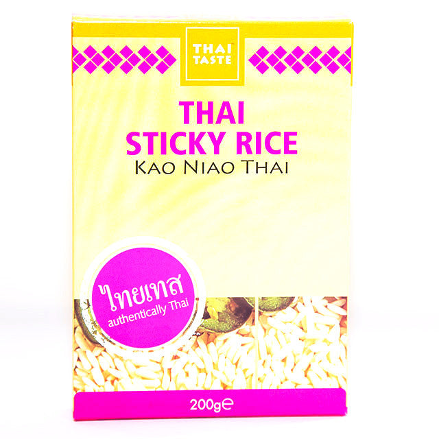 Thai Sticky Rice (200g)