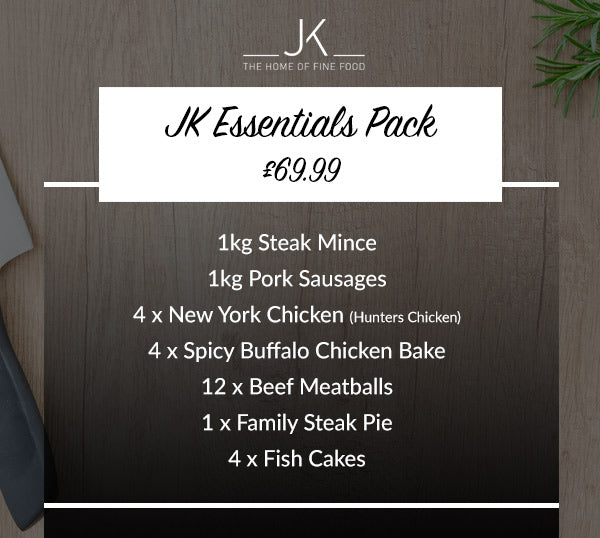 JK Essentials Pack