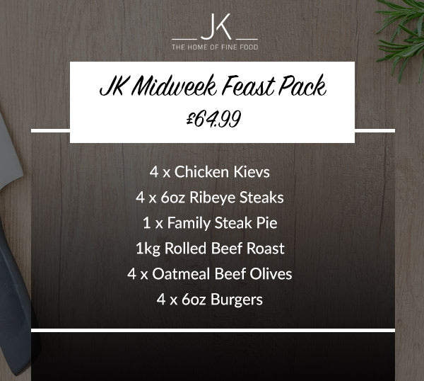 JK Midweek Feast Pack