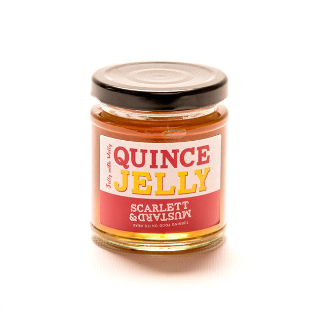 Hot Quince Jelly
