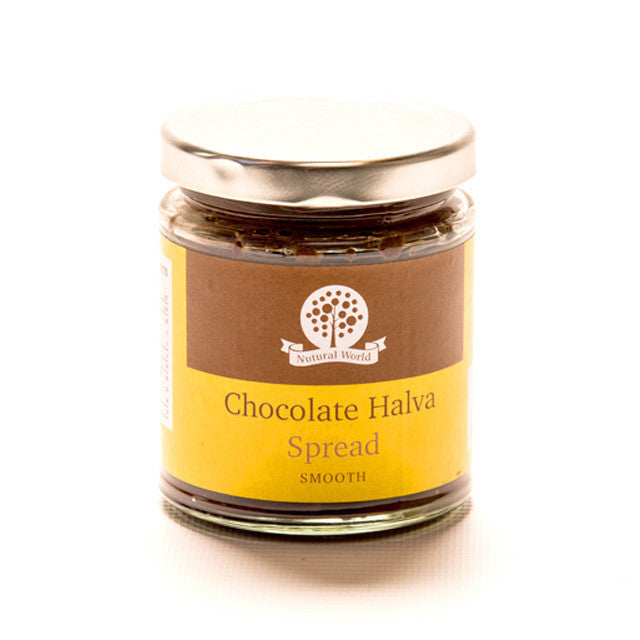 Chocolate Halva Spread