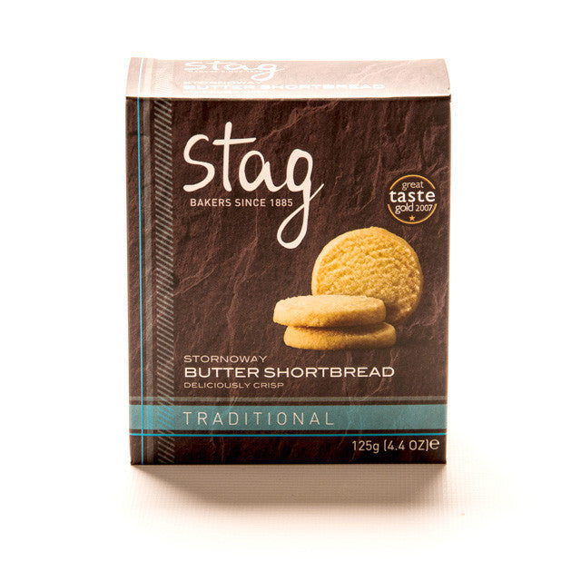 Stornoway Butter Shortbread (Traditional)