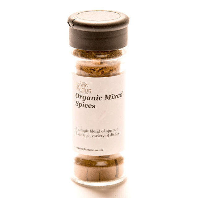 Organic Mixed Spices