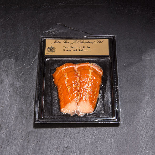 John Ross Jnr Traditional Kiln Roasted Salmon