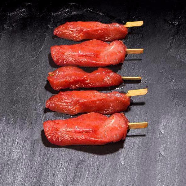 Chinese Chicken kebabs (pack of five)
