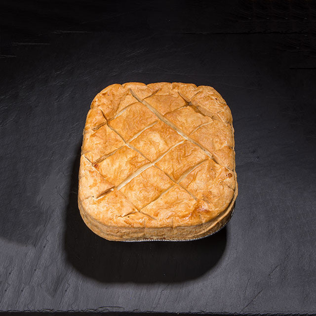 Big bob's steak pie (feeds 6-8)