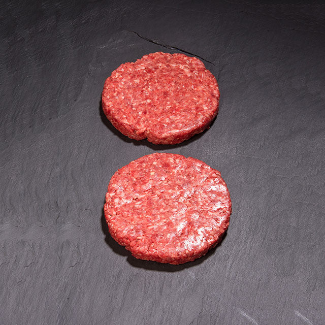 6oz steak burger (pack of two)