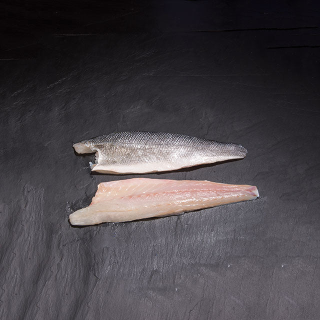 Sea bass fillet (pack of two)