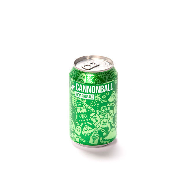 Cannonball India Pale Ale 7.4% (330ml)