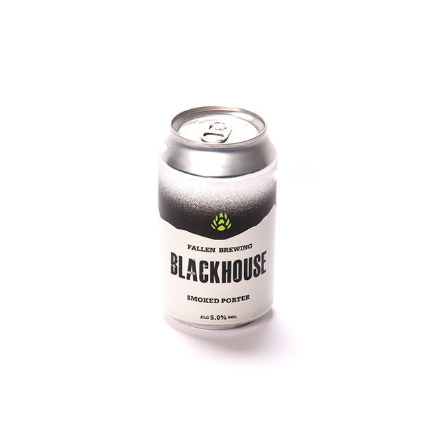 Blackhouse Smoked Porter 5% (330ml)