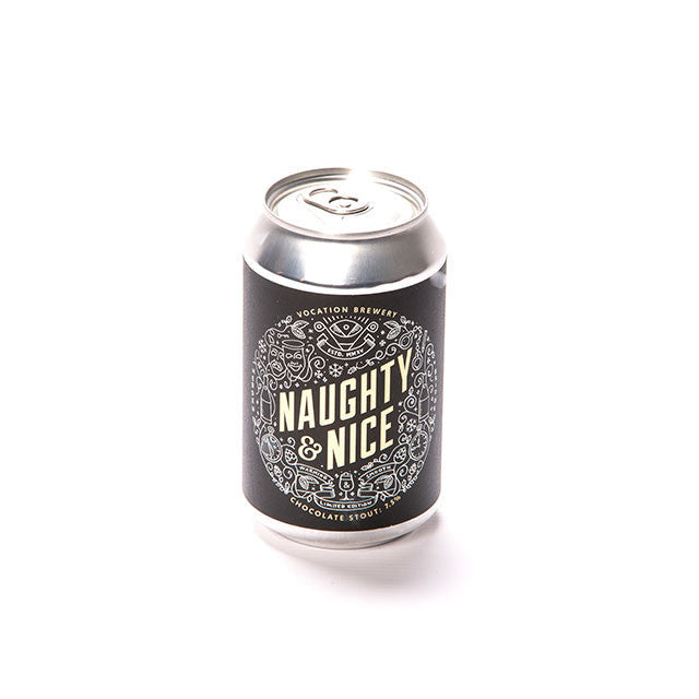 Naughty & Nice Chocolate Stout 7.5% (330ml)