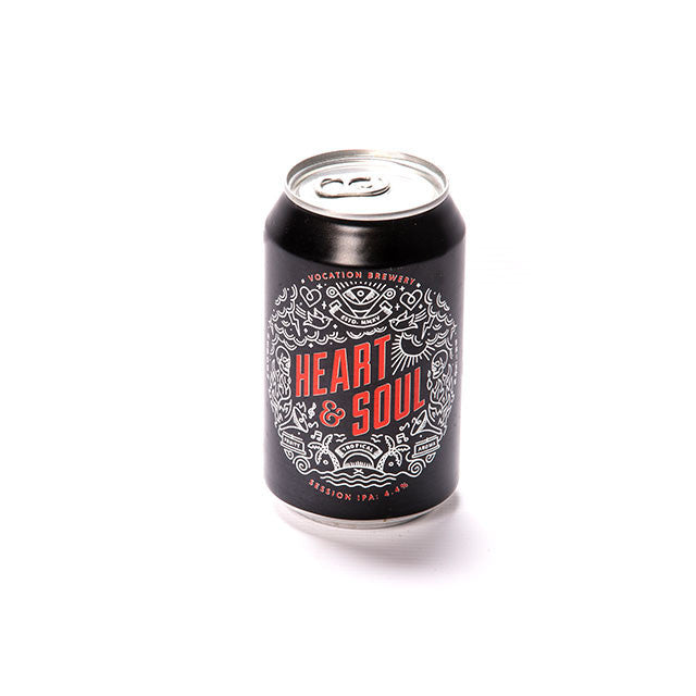 Heart & Soul Session IPA 4.4% (330ml)
