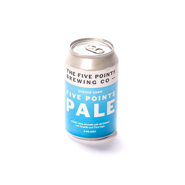 London Brew Five Points Pale 4.4% (330ml)