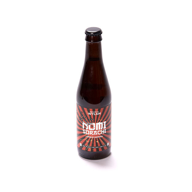 Nomi Sorachi Single Hopped 5.3% (330ml)