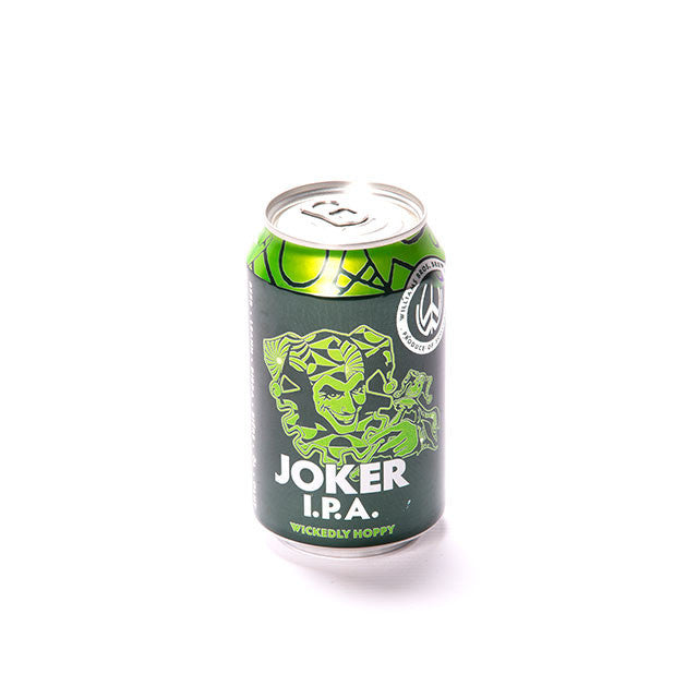 Joker IPA Wickedly Hoppy 5% (330ml)