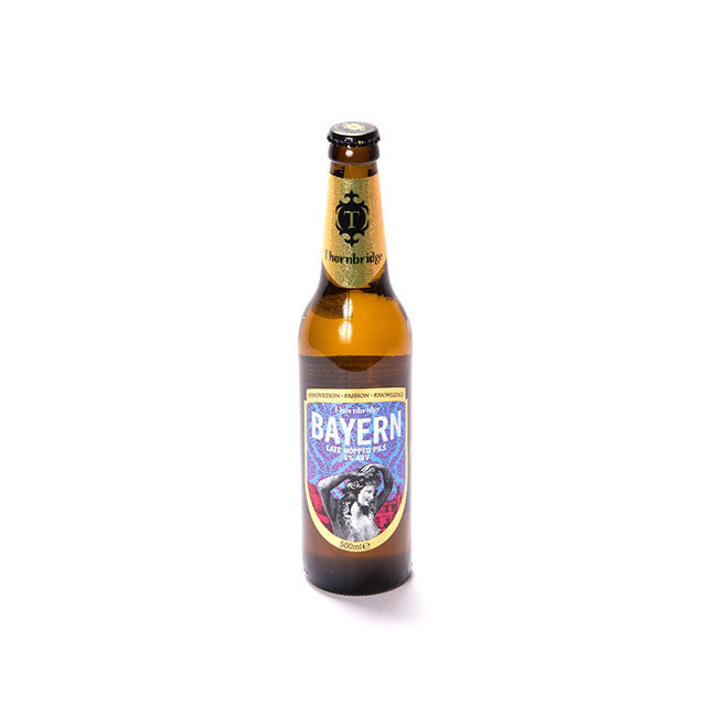 Bayern Late Hopped Pils 5% (500ml)