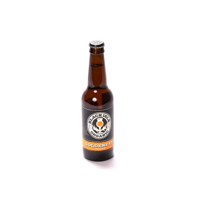 Goldeneye Pale Ale 5.6% (330ml)