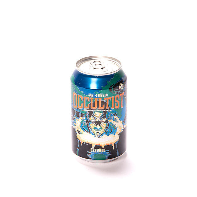 Semi Skimmed Occultist Stout 8% (330ml)