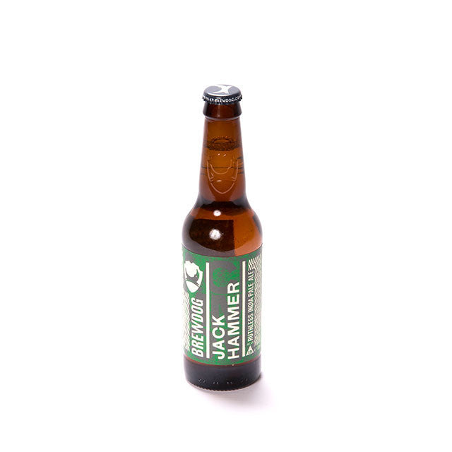 Jack Hammer Ruthless India Pale Ale 7.2% (330ml)
