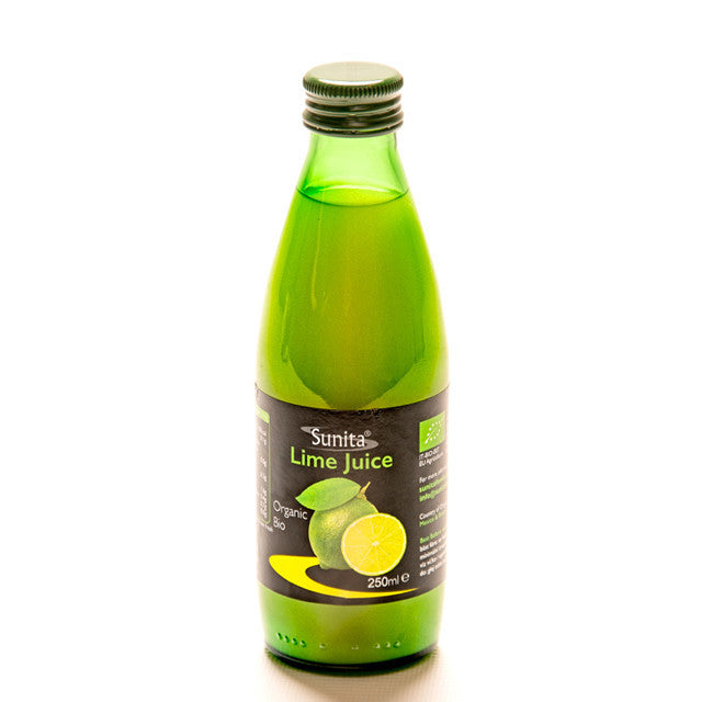 Lime Juice (250ml)