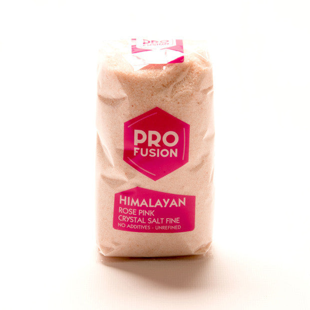 Himalayan Rose Pink Crystal Salt