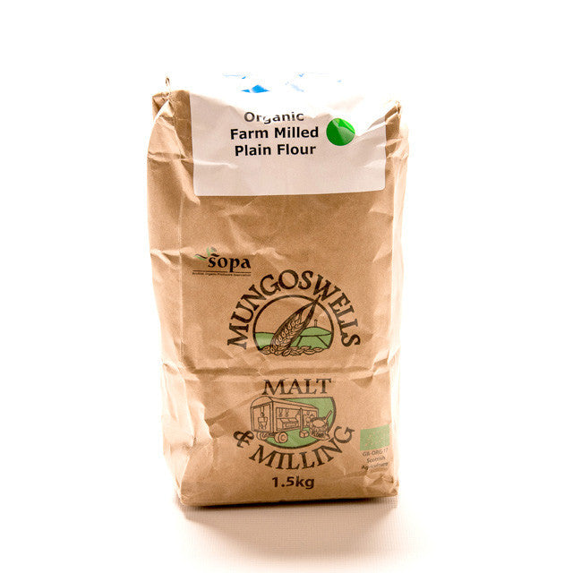 Organic Farm Milled Plain Flour
