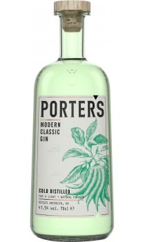 Porters  Modern Classic Dry Gin