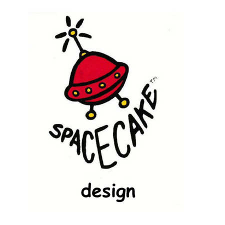 Spacecake design