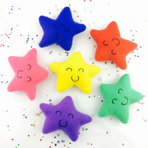 Mini Star plushie