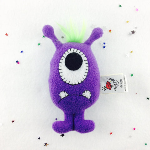 Mini Monster plushie