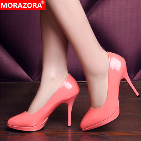 Women Wedding Shoes Ankle Boots Open Toe High Heels Gold Bling Pump Silver Sandals Peep Toe Chunky Heels