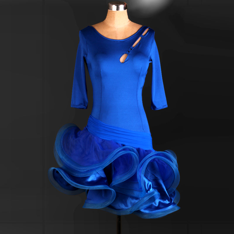 Adult/Children Latin Dance Dress Women Girls/Lady Cha Cha/Rumba/Samba/Tango/Ballroom Dance Skirt