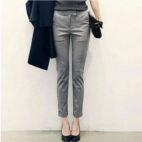 Office Pants Women Formal Pants Trousers Pantalon Feminine Pantalones