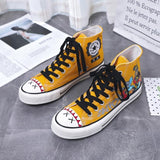 Spring Autumn Women Canvas Shoes Leopard Sneakers Low-cut Shoes Classic Skateboarding