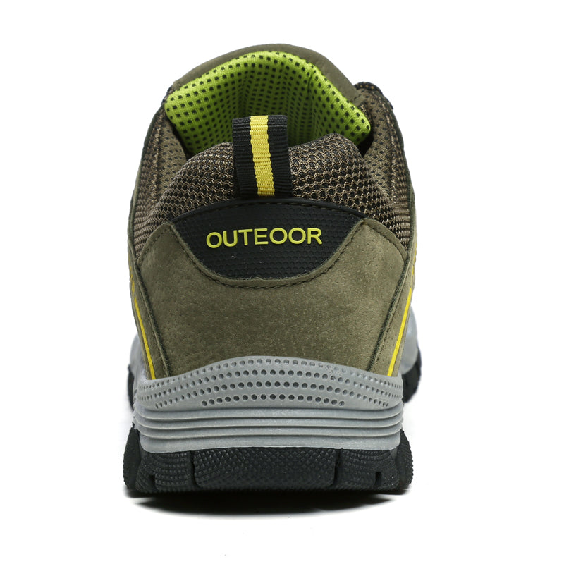 7ebbc4dead ... Men Shoes Comfortable Waterproof Outdoor Casual Shoes Lace-Up Spring  Autumn Rubber Sneakers ...