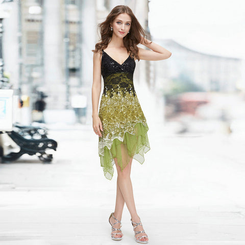 Cocktail Dresses Ever Pretty Summer Styles Hot Sexy Knee Length Lace Special Occasion Cocktail Dress