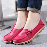 shoes soft women flats slip on Spring Autumn women casual shoes Comfort loafers - Shoes