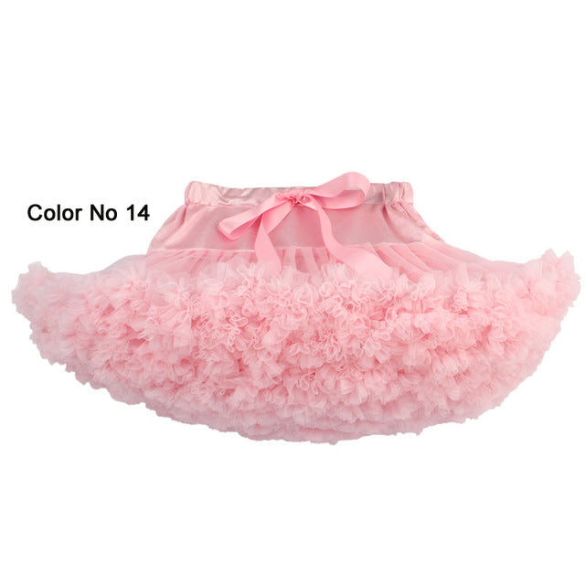 Micro Skater Mini Skirts Tulle Skirt Party Dance Tutu Skirt Women Petticoat