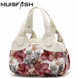 Printing Women Handbags Famous Brands Floral Messenger Bags Ladies Shoulder Casual Bags