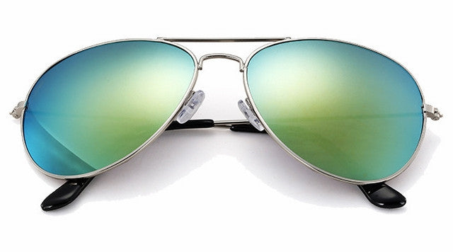 Aviator Sunglasses Women Men Brand Designer Sun Glasses Mirror Glasses