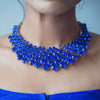 Statement Luxury Crystal Gem Colorful Exaggerated Accessories Hot Jewelry