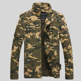 Military Tactical Jacket Militar Jeans Male Soldier Jacket Men's US Army Camouflage Jacket Coats