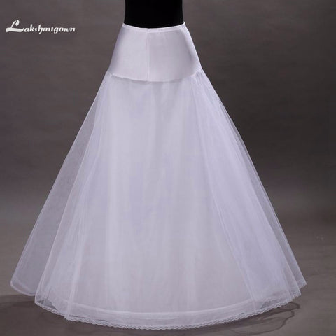 Tulle Wedding Bridal Petticoat Underskirt Crinolines for Wedding Dress
