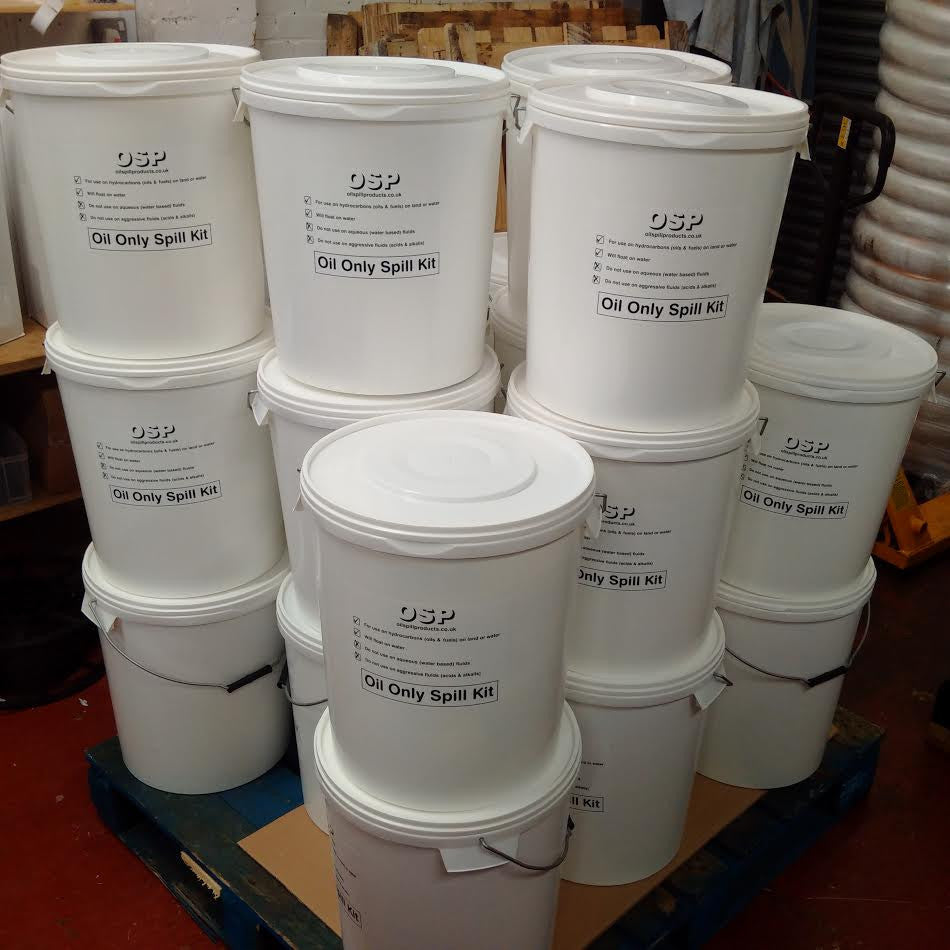 Bucket Load of Spill Kits