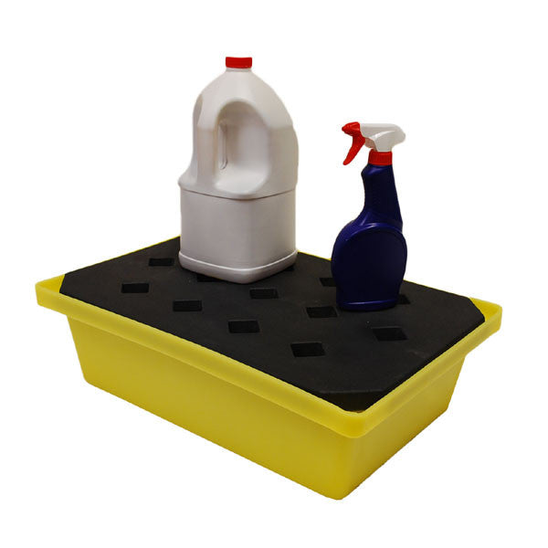 22 Litre Oil Or Chemical Spill Tray St20 Oil Spill