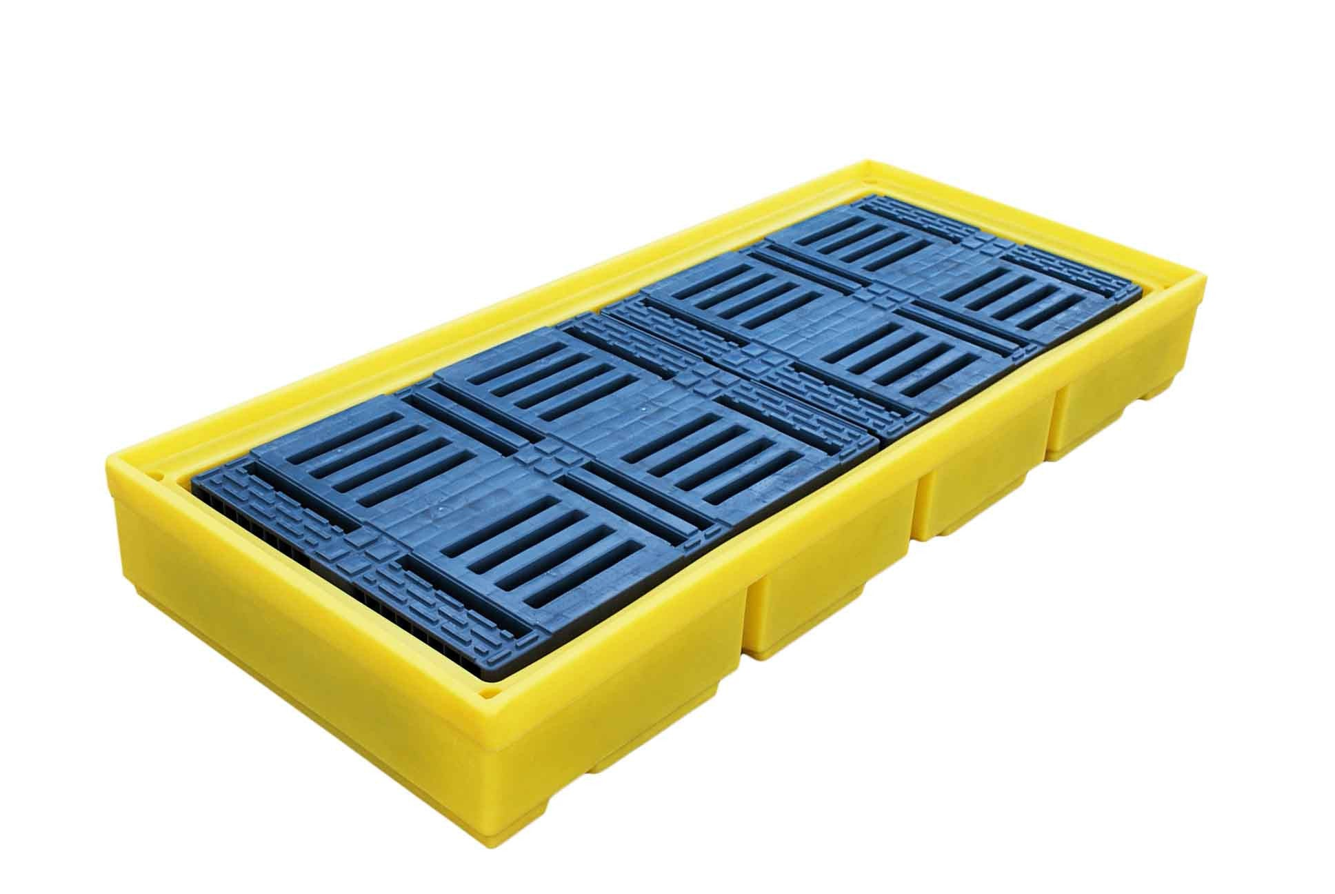 3 Drum Spill Containment Pallet - BP3